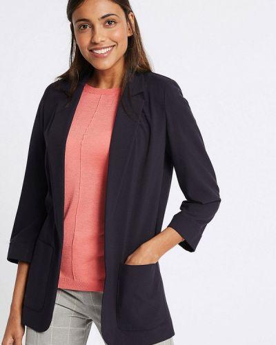 Пиджак фиолетовый Marks & Spencer