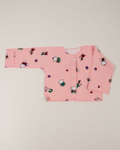 Распашонка розовый Lacywear