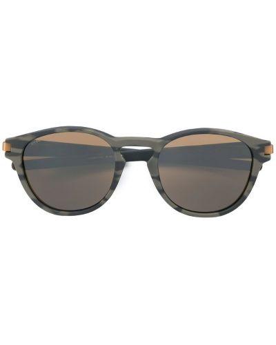 Солнцезащитные очки коричневый хаки Oakley
