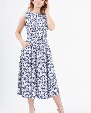 Летнее платье с поясом на молнии Lacywear