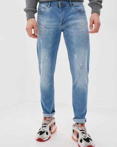 Зауженные джинсы - голубые Felix Hardy