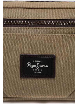 Джинсовая поясная сумка Pepe Jeans