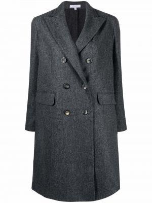 Шерстяное пальто - серое Boglioli