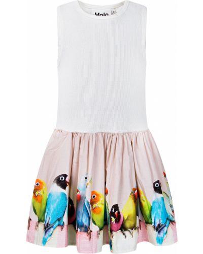 Хлопковое платье Molo