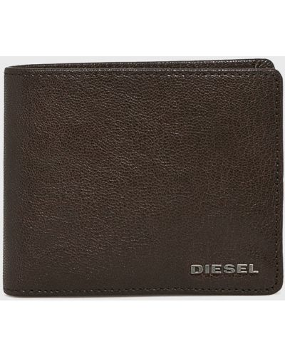 Кошелек кожаный большой Diesel