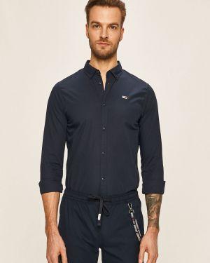 Koszula dzinsowa z kołnierzem na przyciskach Tommy Jeans