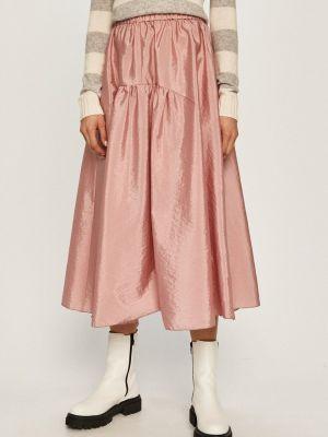 Розовая юбка на резинке Max&co
