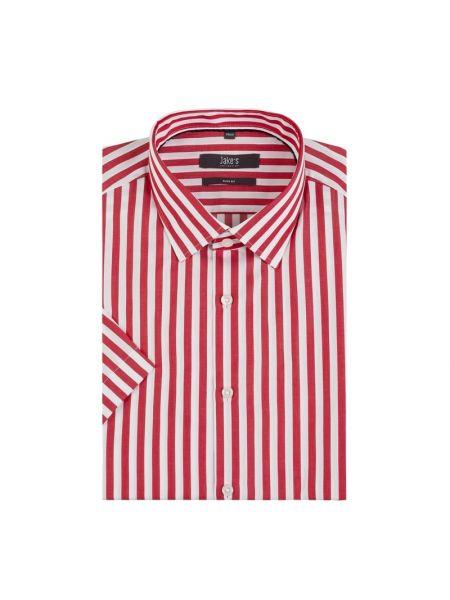 Koszula krótkie z krótkim rękawem z paskami w paski Jake*s