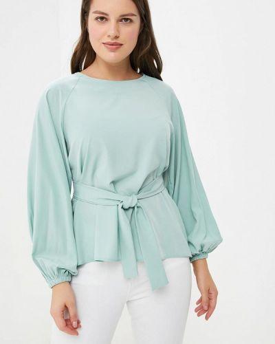 Блузка зеленый Sparada