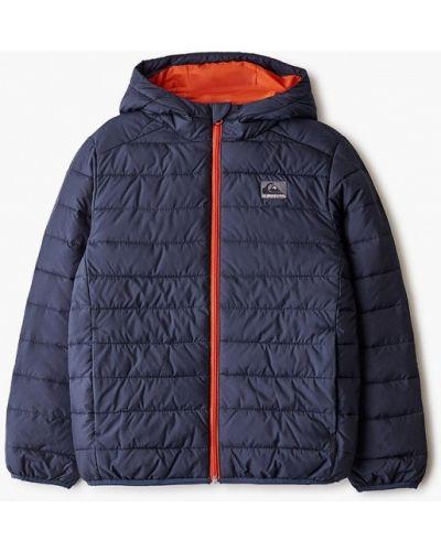 Теплая синяя куртка Quiksilver