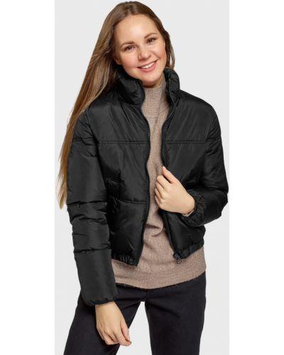 Куртка - черная Oodji