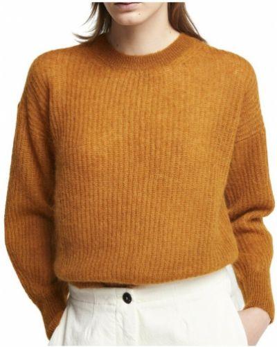 Pomarańczowy sweter Pomandere