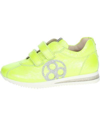 Żółte sneakersy Florens