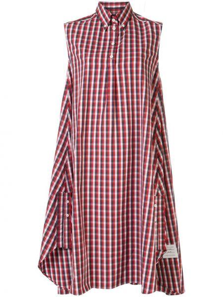 Платье миди на пуговицах платье-рубашка Thom Browne