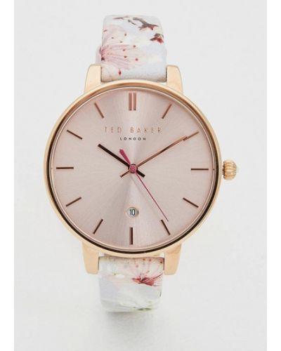 Часы серые весенний Ted Baker London