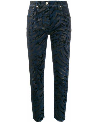 Пляжные джинсы с карманами Blumarine