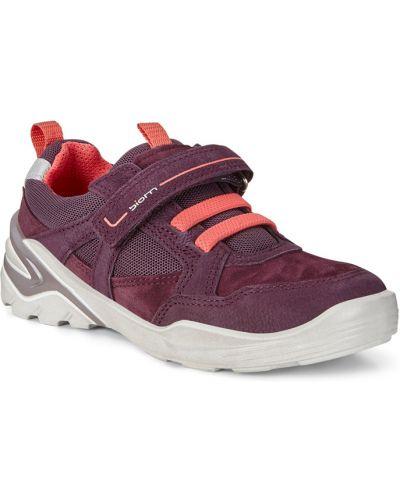 Кроссовки кожаные для бега Ecco