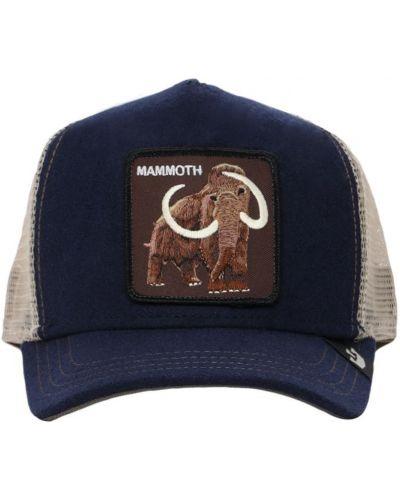 Z paskiem wełniany kapelusz z haftem Goorin Bros