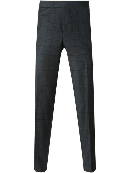 Кашемировые серые брюки Fashion Clinic Timeless