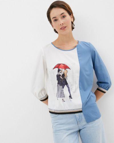 Блузка с длинным рукавом с длинными рукавами Mankato