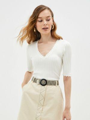 Пуловер - белый Mbym