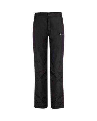 Прямые серые теплые брюки Outventure