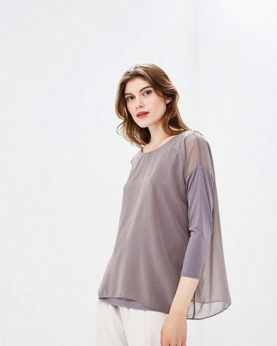 Серая блузка Wallis