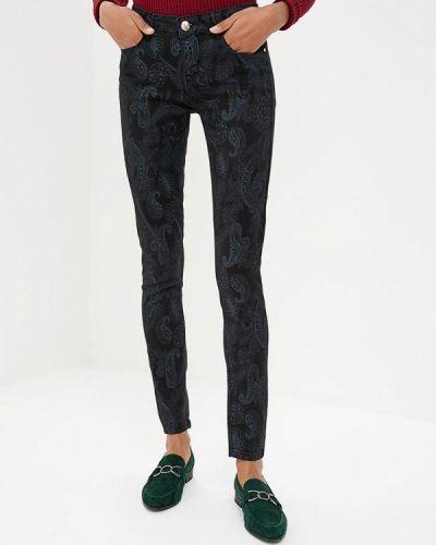 Черные джинсы-скинни Softy
