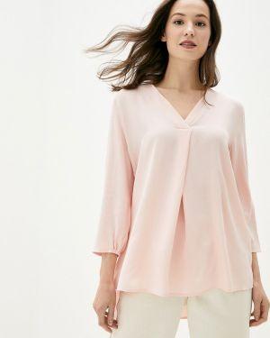 Блузка с длинным рукавом розовая весенний Betty Barclay