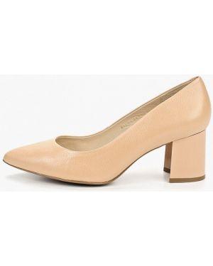 Туфли на каблуке кожаные бразильские Indiana