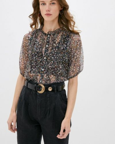 Блузка с оборками B.young
