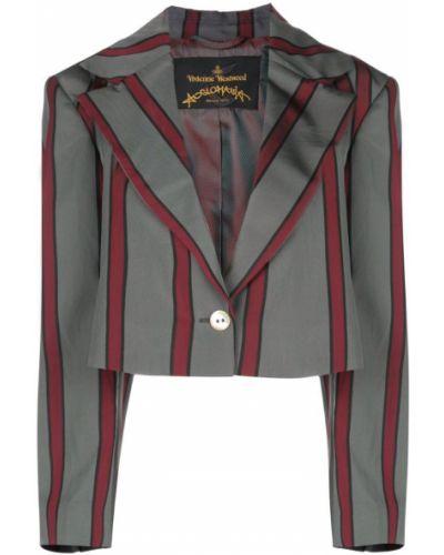 Удлиненный пиджак на пуговицах Vivienne Westwood Anglomania