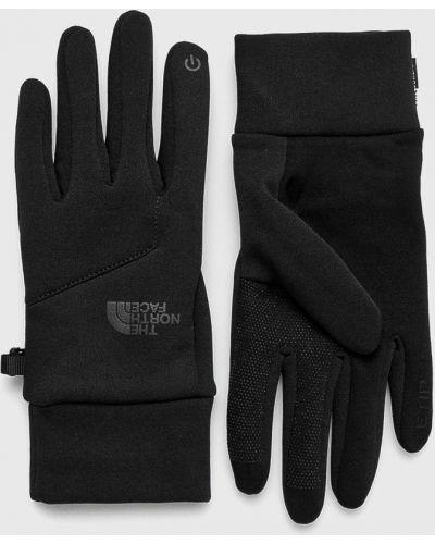 Перчатки текстильные черные The North Face