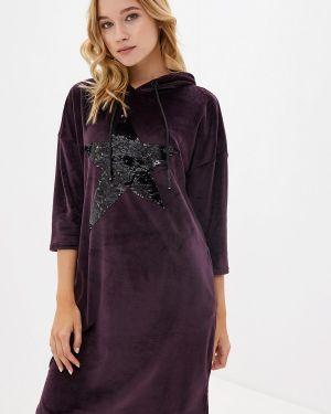 Платье - фиолетовое Lelio