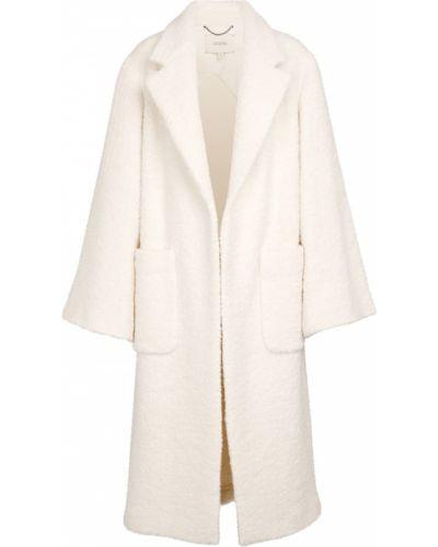 Белое шерстяное пальто Dorothee Schumacher