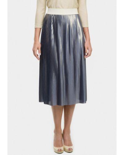 Серая юбка миди Vera Moni