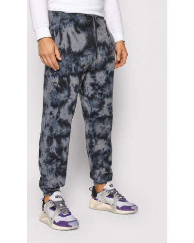 Szare spodnie dresowe Han Kjobenhavn