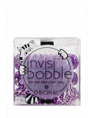 Фиолетовый резинка для волос набор Invisibobble