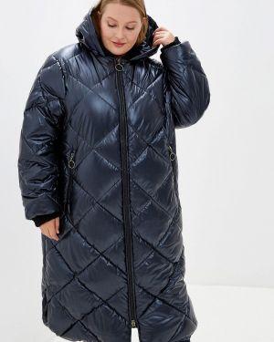 Утепленная куртка - синяя Артесса