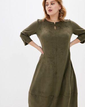 Платье прямое осеннее Mankato