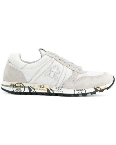 Белые кроссовки Premiata