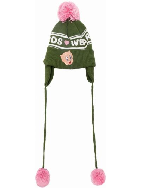 Czapka beanie - zielona Gcds