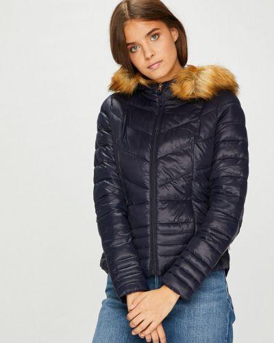 Куртка с капюшоном стеганая с карманами Vero Moda