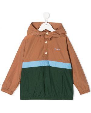 Зеленая куртка Tiny Cottons