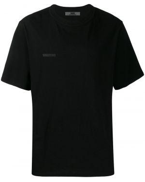 Черная футболка Wwwm