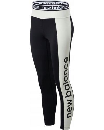 Klasyczne czarne legginsy New Balance