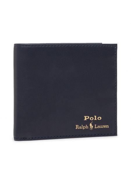 Portfel - granatowy Polo Ralph Lauren