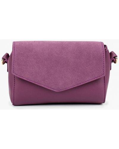Фиолетовая сумка через плечо Modis