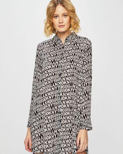Пижама с рубашкой с длинными рукавами Dkny