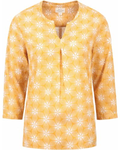 Żółta koszula Mountain Warehouse